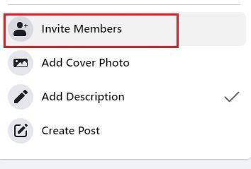 mời bạn vào nhóm facebook