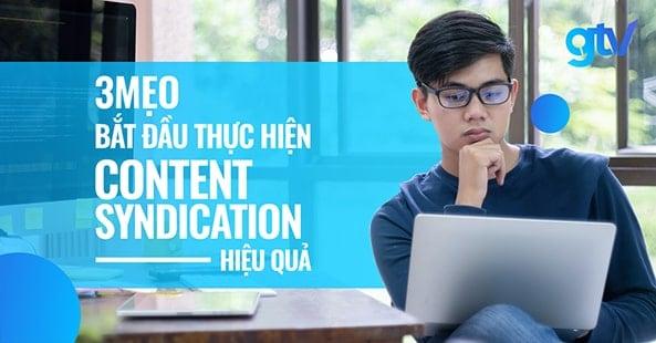 Content Syndication là gì