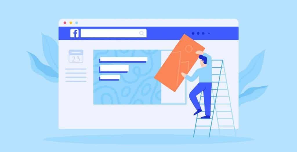 Kích thước ảnh website chuẩn up lên facebook