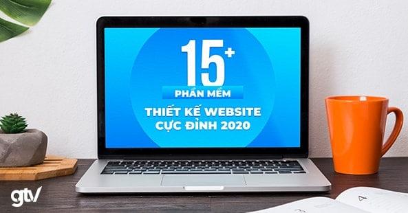 Phần mềm thiết kế web