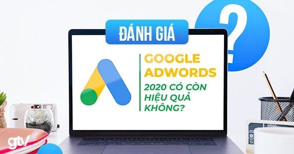 quảng cáo google adwords có hiệu quả không