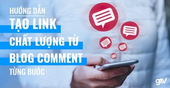 Backlink blog comment